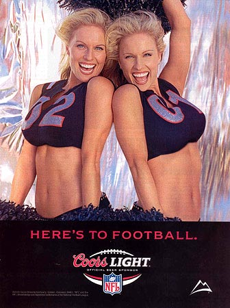 Coors light twins espn coors light twins twin aloadofball Gallery